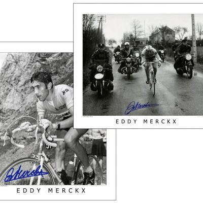 Eddy Merckx, Matched Numbered Set