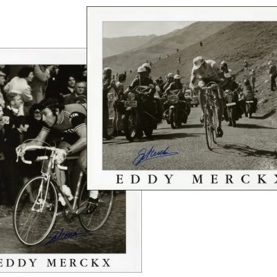 Eddy Merckx, Matched Numbered Litho Set